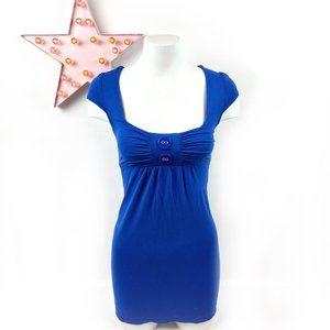 JANE NORMAN Mini Dress or Tunic Top XXS or XS